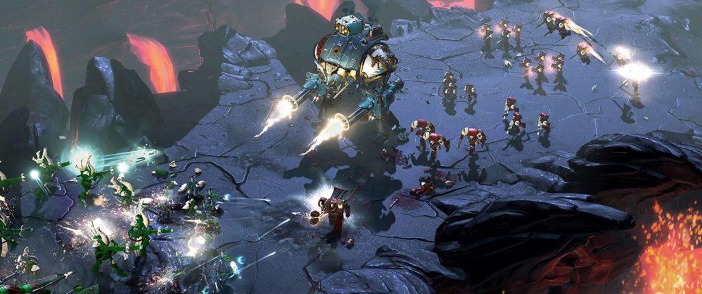 Warhammer 40,000: Dawn of War III в списке