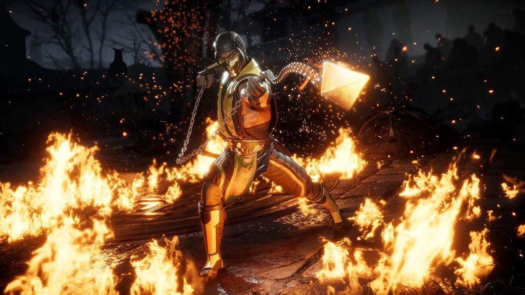Mortal Kombat 11 в списке