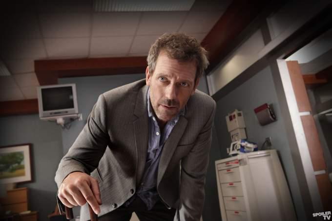 Доктор Хаус в списке