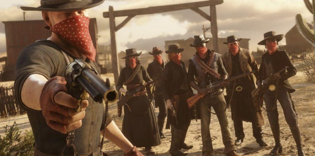 Red Dead Redemption 2 в списке