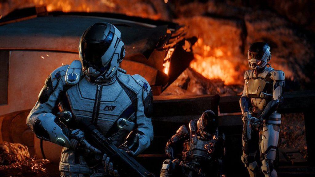 Mass Effect: Andromeda в списке