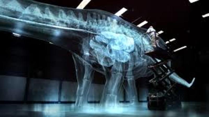 Аттенборо и гигантский динозавр 12 место в списке