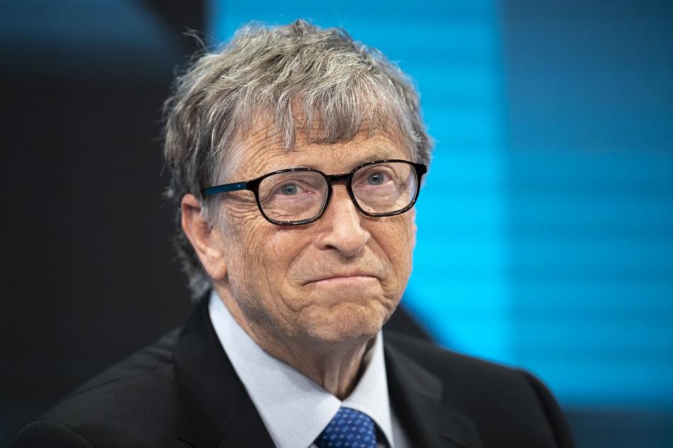 Билл Гейтс 4 место в списке