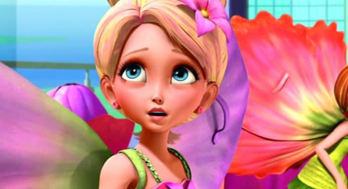 Барби представляет сказку «Дюймовочка» 23 место в списке