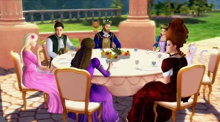 Барби в роли Принцессы Острова 27 место в списке