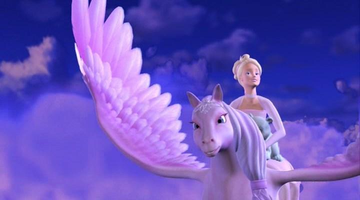 Барби и Волшебство Пегаса 33 место в списке