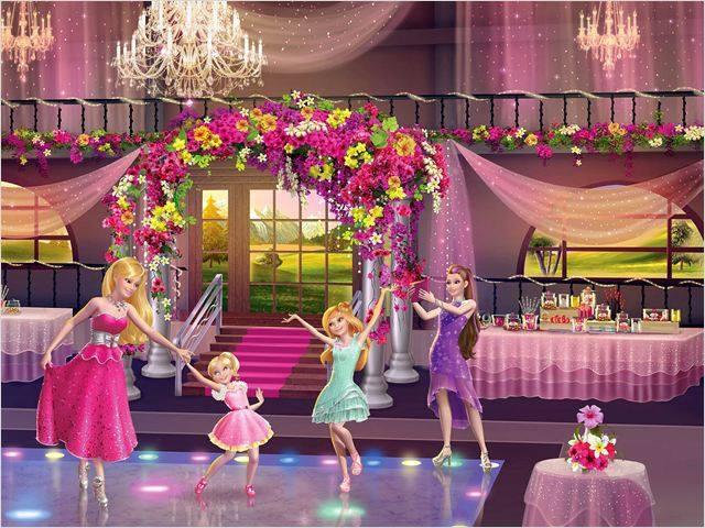 Барби и её сёстры в сказке о пони 14 место в списке