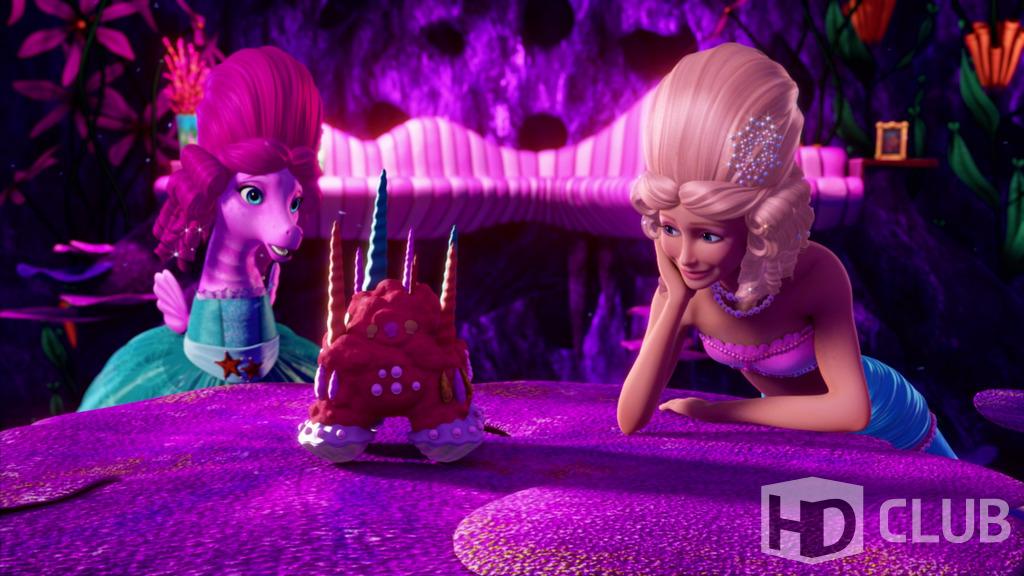 Барби и Жемчужная принцесса 11 место в списке