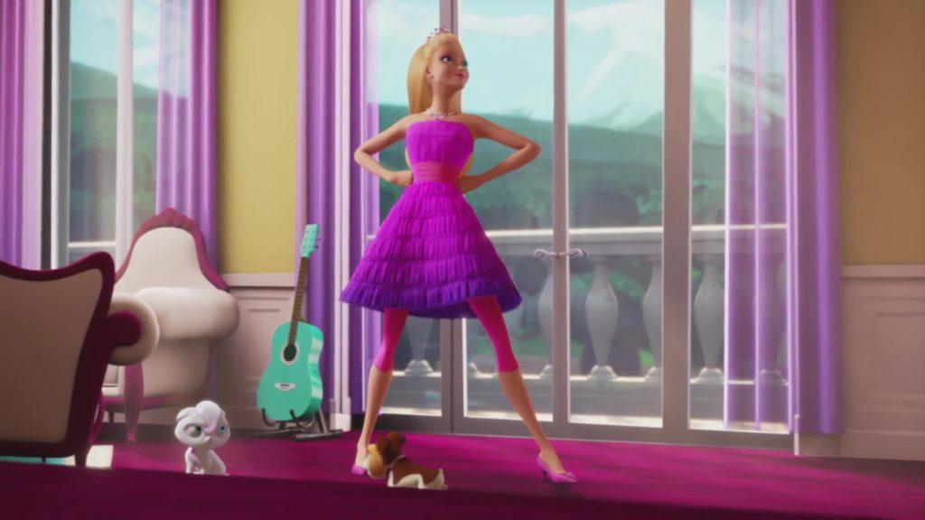Барби: Суперпринцесса 10 место в списке
