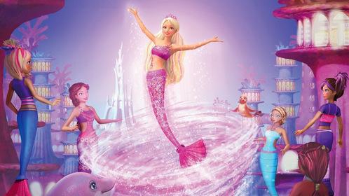 Барби: Приключения Русалочки 21 место в списке
