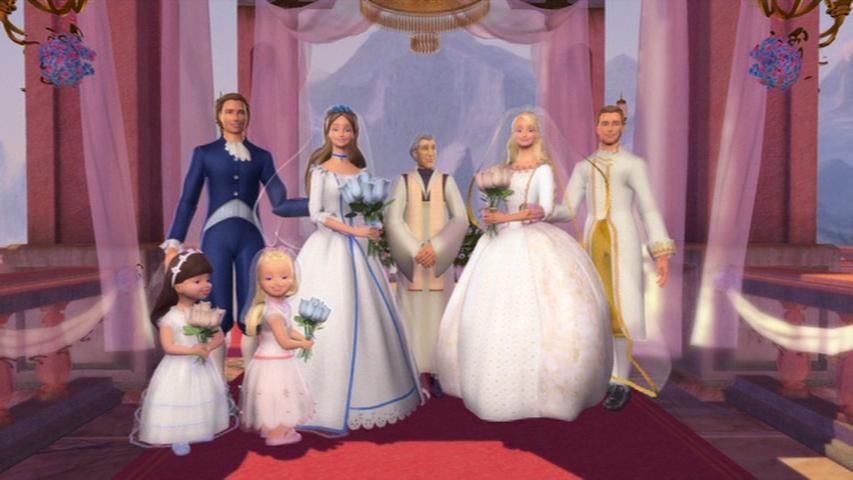 Барби: Принцесса и Нищенка 35 место в списке